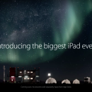 Apple divulga primeiro comercial de TV do iPad Pro