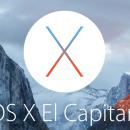 Apple libera quinta versão de testes do OS X El Capitan 10.11.2