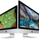 Apple lança novos iMacs 21.5″ com tela Retina 4K e atualiza os demais modelos