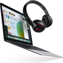 Apple realiza promoção de volta às aulas e dá fone de ouvido Beats Solo 2 na compra de um Mac novo