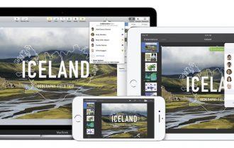 iWork para Mac, iOS e iCloud é atualizado com várias novidades