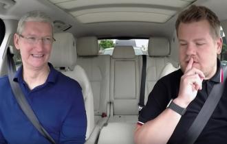 'Variety' revela mais detalhes sobre o Carpool Karaoke do Apple Music