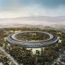 Nova sede da Apple começa a funcionar em abril e terá auditório com o nome de Steve Jobs