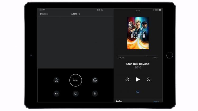 Aplicativo Apple TV Remote recebe atualização com suporte ao iPad e outras melhorias