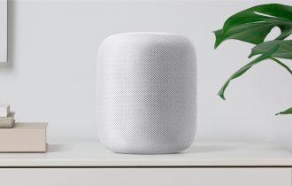 Apple avisa que HomePod só chegará às lojas em 2018