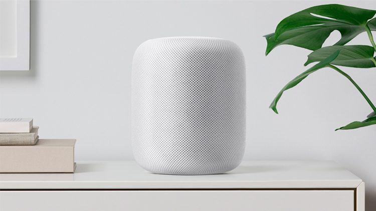 Apple apresenta seu novo alto-falante inteligente HomePod