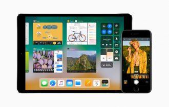 Apple libera quarta versão beta do iOS 11 para desenvolvedores