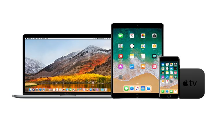 Apple libera segunda versão pública de testes do iOS 11, macOS High Sierra, e tvOS 11