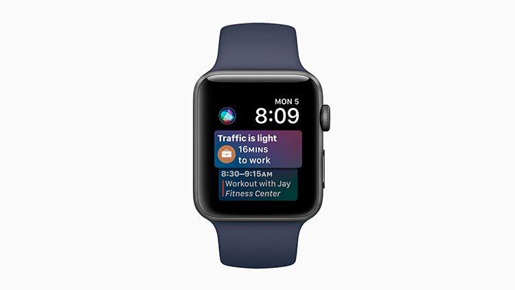 Apple anuncia watchOS 4 com foco em inteligência e recursos novos para exercícios