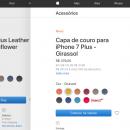 Opções de cores para alguns acessórios da Apple começam a desaparecer das lojas com novo iPhone chegando