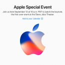 Confirmado: Apple convida a imprensa para grande lançamento no dia 12 de setembro