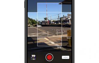 Grave vídeos no iPhone para assistir em qualquer orientação de tela com o Ratioless