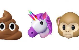 Novo iPhone contará com Emojis animados em 3D de acordo com a expressão facial do usuário