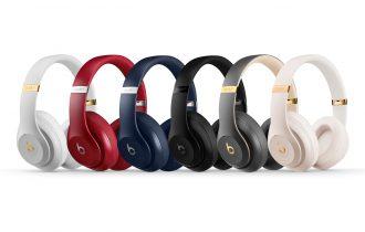 Beats anuncia novos fones Studio3 Wireless com chip W1 e cancelamento de ruído aprimorado