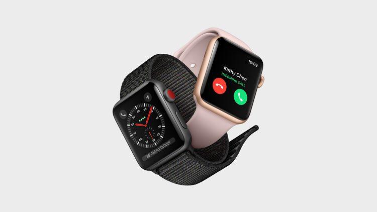 Novo Apple Watch Series 3 tem celular próprio e funciona sem o iPhone por perto