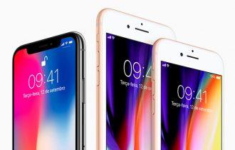 Apple anuncia três novos iPhones: 8, 8 Plus e X — a edição especial de 10 anos