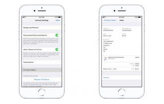 Agora é possível visualizar seu histórico de compras na App Store e iTunes Store pelo iPhone ou iPad