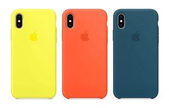 Capas e pulseiras originais da Apple agora estão disponíveis em novas cores