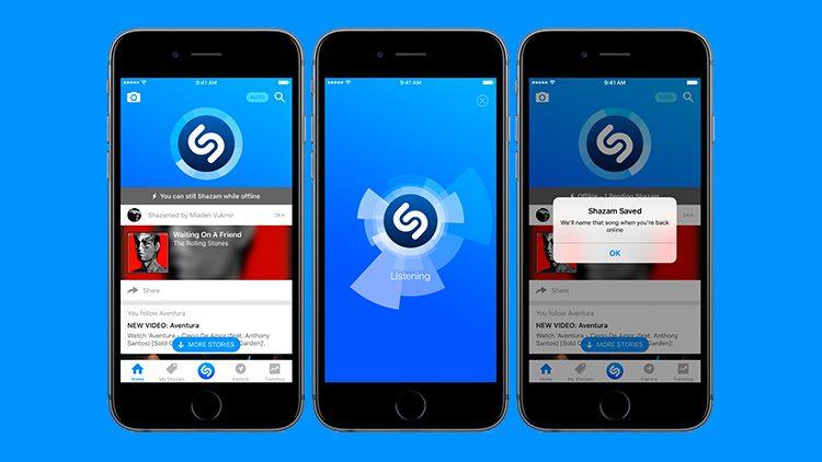 Apple confirma a compra da empresa responsável pelo aplicativo Shazam