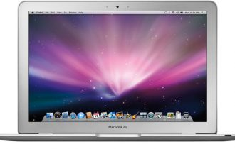 10 anos de MacBook Air