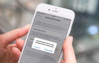 Entenda como funciona a redução no desempenho de iPhones com bateria desgastada