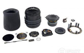 iFixit desmonta o HomePod e revela o verdadeiro interior do produto